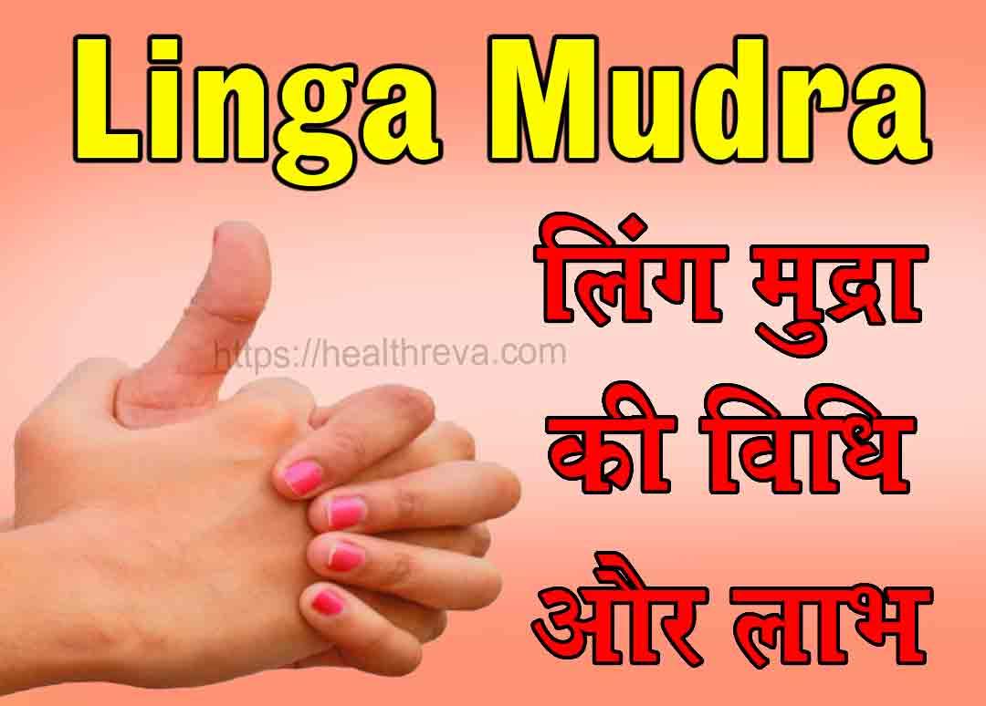 Linga Mudra in Hindi